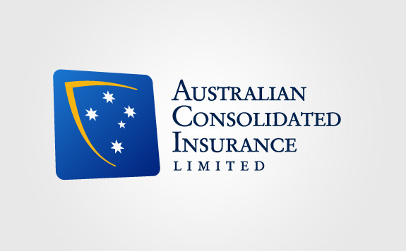 Australian Consolidated Insurance Limited landscape logo