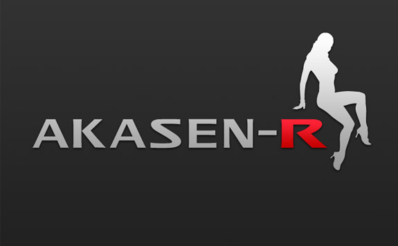 Akasen-R - custom branding for a C-Red Car