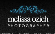 Melissa Ozich - Photographer Website