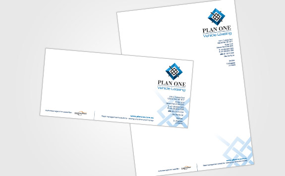 With Compliment Slips and Letterhead